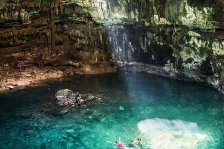 Haciendas y Cenotes - Cenotes de Cuzamá