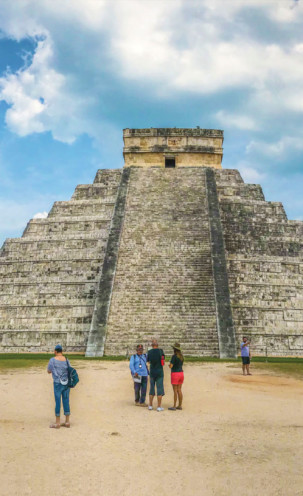Capital del Mundo Maya