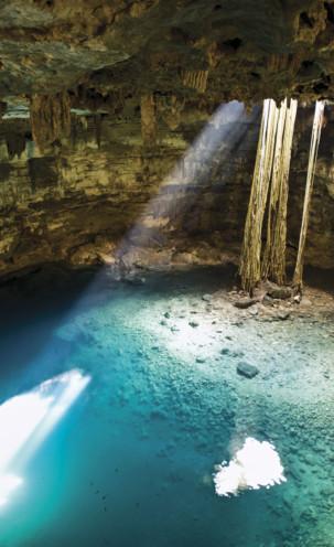Cenotes y Haciendas