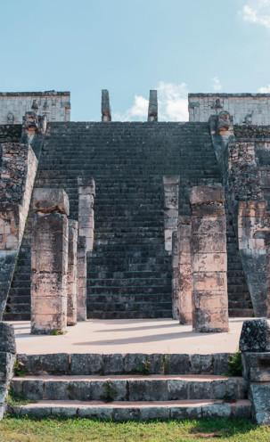 Maya-Welthauptstadt