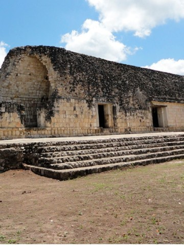 Kuluba - Río Lagartos -Puerto Maya - Yucatán - Regiones
