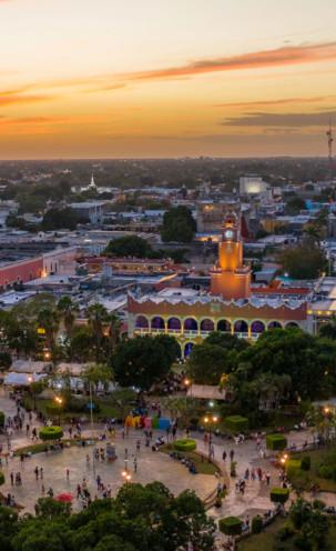 Mérida: Capital Cultural y Gastronómica del Sureste