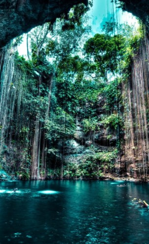 Yucatan, Cenotes et Haciendas