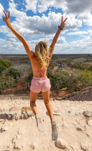 Ek Balam et le Cenote X'Canché