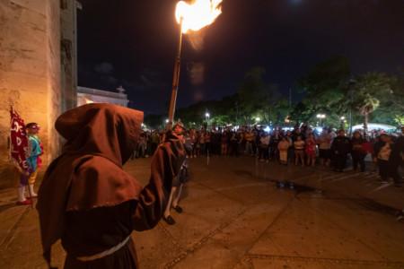 Noche Leyendas Centro Mérida