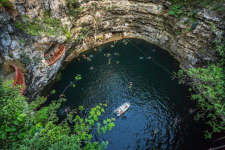 https://yucatan.travel/wp-content/uploads/2020/10/Cenote-Xcajum-aerea2-450x300.jpg