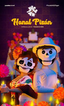 Hanal Pixán; Festival de las ánimas
