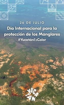 Día Internacional para la protección de los manglares