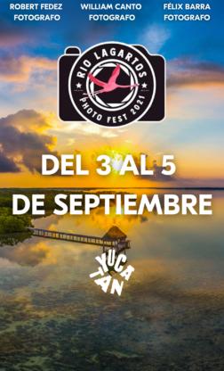 Rio Lagartos Photo Fest 2021